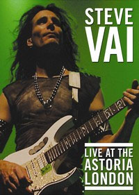 Steve Vai - Live At The Astoria London DVD Review | Steady ...