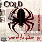 rw cold cover Cold   Year of the Spider