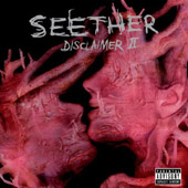 rw seether 2 cover Seether   Disclaimer II