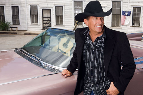 GEORGE STRAIT AND REBA WITH SPECIAL GUEST LEE ANN WOMACK TO PERFORM AT THE PALACE SATURDAY, FEBRUARY 19, 2011 TICKETS ON SALE THIS FRIDAY