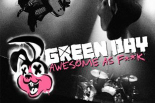Green Day's Live Album 'Awesome As Fuck' to be release on April 26th by Adeline Records