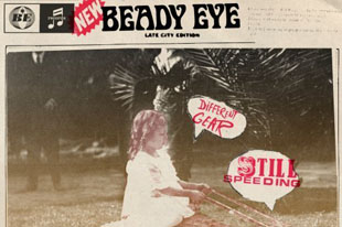 Beady Eye - Different Gear Still Speeding