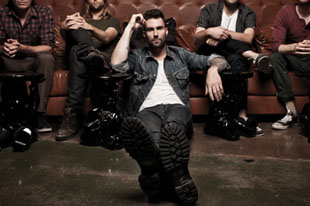 MAROON 5 AND TRAIN WITH SPECIAL GUEST GAVIN DEGRAW TO PERFORM AT DTE ENERGY MUSIC THEATRE AUGUST 21 TICKETS ON SALE THIS FRIDAY