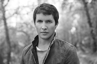 James Blunt ready for Some Kind Of Trouble Tour