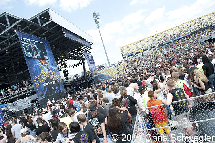 Rock On The Range 2011 - Crew Stadium, Columbus, OH