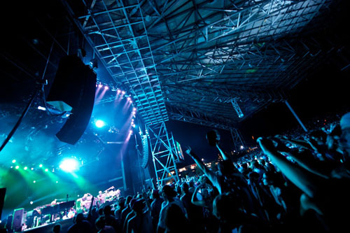 Phish will perform at DTE Energy Music Theatre Friday, June 3rd, Tickets still available.