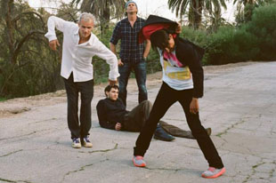 Red Hot Chili Peppers Announce Track-listing For 'I'm With You'