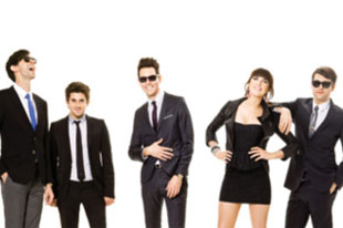 "Cobra Starship Unveil Eargerly Awaited New Album ""Night Shades"" Due Out August 30th"