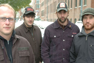 Hot Water Music Ready to Release First New Music in Seven Years