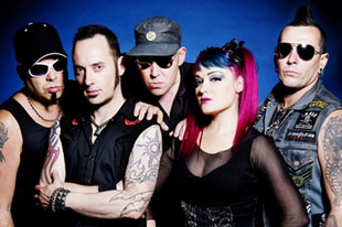 KMFDM Tour North America This August