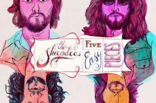 The Sheepdogs - Five Easy Pieces - EP