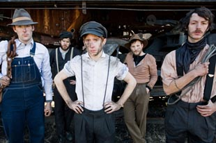 Dr. Dog To Release New Album 'Be The Void' Out February 7th 2012