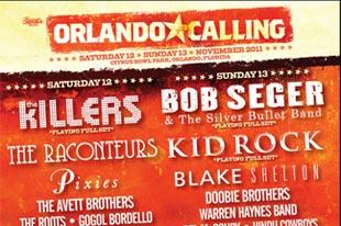 Killer Festival In Orlando