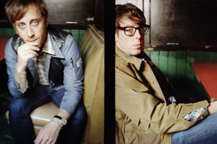 The Black Keys Signed Lithograph Contest