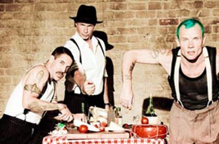 Red Hot Chili Peppers Announce More North American Tour Dates