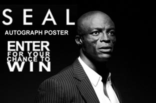 Seal Autograph Poster Contest