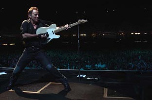 "Bruce Springsteen And The E Street Band ""Wrecking Ball"" World Tour Will Perform At The Palace April 12th"