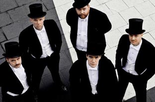 The Hives Announce North American Tour In June