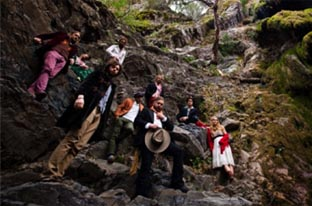 Edward Sharpe & The Magnetic Zeros Launch North American Headline Tour