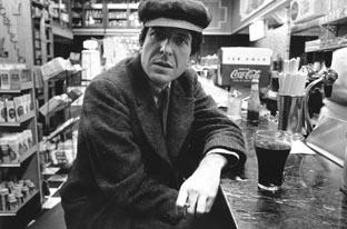 Leonard Cohen North American Tour Dates Announced