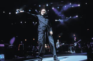 "Peter Gabriel Brings ""Back To Front"" Tour To The Palace September 26th"