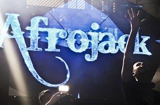 Afrojack Dazzles XS Nightclub In Las Vegas