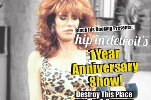 Backroads With Phyllis News: Hip In Detroit Celebrates One Year Of Being Sassy
