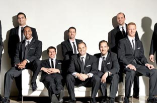 "Straight No Chaser To Share Their ""Influence"" On North American Fall Tour"