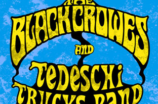 The Black Crowes & Tedeschi Trucks Band's Summer Tour Of Outdoor Venues Beginning July 19