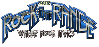 Rock On The Range 2013 Set Times