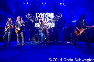 Lynyrd Skynyrd - 07-25-14 - 40th Anniversary Tour, DTE Energy Music Theatre, Clarkston, MI