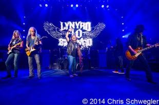 Lynyrd Skynyrd - 07-25-14 - 40th Anniversary Tour, DTE Energy Music Theatre, Clarkston, MI