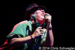 Blues Traveler - 07-11-14 - Under The Sun Tour, DTE Energy Music Theatre, Clarkston, MI