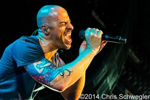 Daughtry – 07-02-14 – DTE Energy Music Theatre, Clarkston, MI