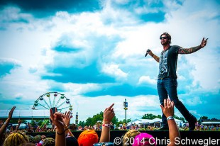 Faster Horses Festival 2014 Day One - 07-18-14