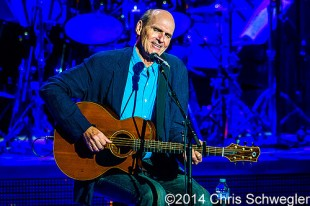James Taylor – 07-27-14 – DTE Energy Music Theatre, Clarkston, MI