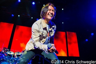 Journey – 07-09-14 – DTE Energy Music Theatre, Clarkston, MI