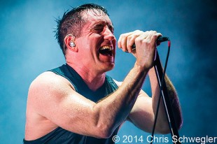 Nine Inch Nails - 07-26-14 - DTE Energy Music Theatre, Clarkston, MI