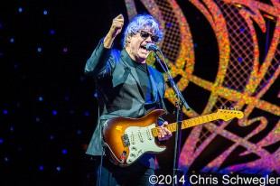 Steve Miller Band – 07-09-14 – DTE Energy Music Theatre, Clarkston, MI