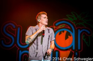 Sugar Ray - 07-11-14 - Under The Sun Tour, DTE Energy Music Theatre, Clarkston, MI