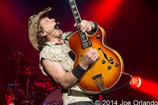 Ted Nugent - 07-19-14 - Shutup & Jam! Tour, DTE Energy Music Theatre, Clarkston, MI