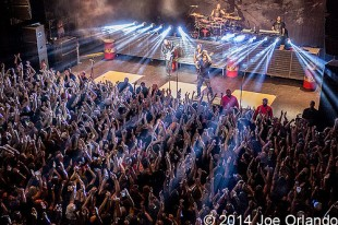 Three Days Grace - 07-18-14 - The Fillmore, Detroit, MI