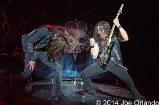 Queensryche - 08-28-14 - DTE Energy Music Theatre, Clarkston, MI