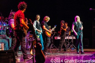 Rock'n'Blues Fest - A Tribute To Johnny Winter – 07-31-14 – DTE Energy Music Theatre, Clarkston, MI