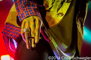 Wiz Khalifa – 08-10-14 – Under the Influence of Music Tour, DTE Energy Music Theatre, Clarkston, MI