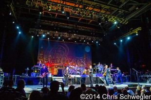 Chicago – 08-12-14 – 104.3 WOMC Summer Blast, DTE Energy Music Theatre, Clarkston, MI