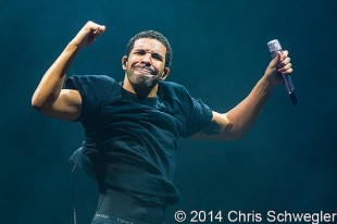 Drake - 08-16-14 - Drake Vs Drake Tour, DTE Energy Music Theatre, Clarkston, MI