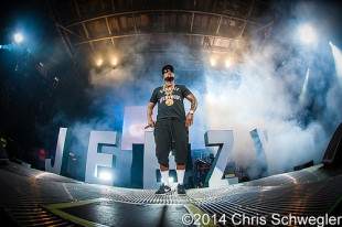 Jeezy – 08-10-14 – Under the Influence of Music Tour, DTE Energy Music Theatre, Clarkston, MI