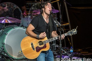 Joe Nichols - 08-22-14 - Take Me Downtown Tour, DTE Energy Music Theatre, Clarkston, MI