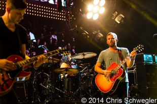Kings Of Leon - 08-01-14 - 89X Birthday Bash presents 2014 Mechanical Bull Tour, DTE Energy Music Theatre, Clarkston, MI